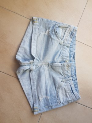 H&M Shorts light blue