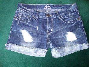 Ann Christine Shorts blue-dark blue
