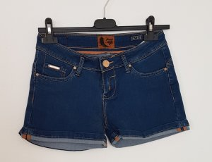 Daysie Denim Shorts multicolored