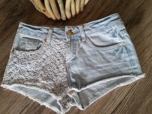 Jeans Shorts DENIM CO Gr. 32 m. Spitze TOP!