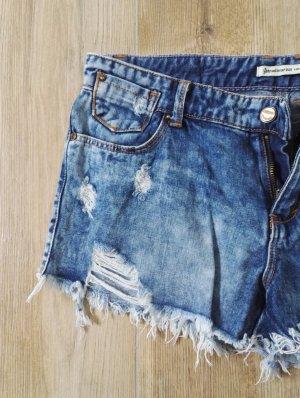 Jeans Shorts Destroyed / Jeansshorts, kurze Jeans, Größe 36 / SALE - super Preis