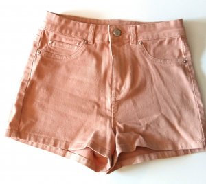 Clockhouse Denim Shorts rose-gold-coloured