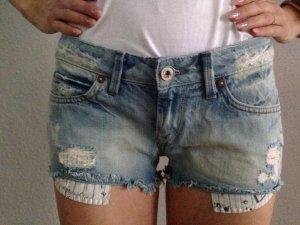 Jeans Shorts Gr. 36 von Fuga * wenig getragen, Stretchi, schicke Optik, Toller Figurformer*