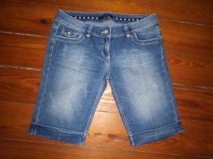 Jeans-Shorts Gr. 42 von Hallhuber