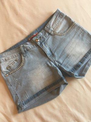 Jeans Shorts große 38