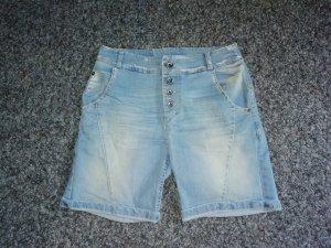 Jeans Shorts hellblau S