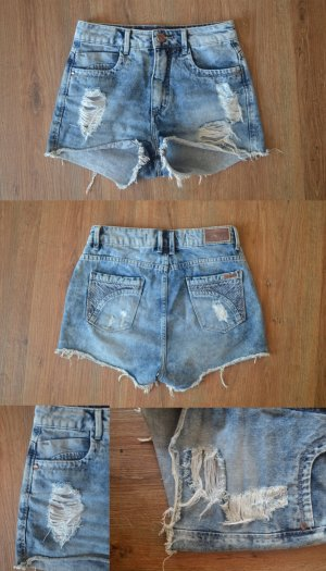 Jeans Shorts, high waisted