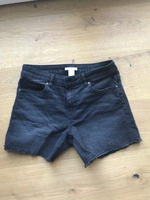 Jeans Shorts hoher Bund