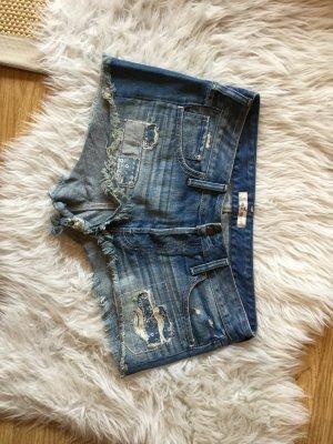 Jeans Shorts- Hollister