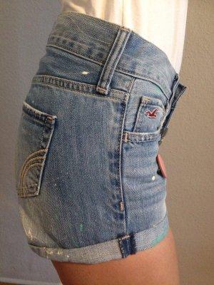 Jeans Shorts Hollister Gr.36 *Kaum getragen, tolle Optik*
