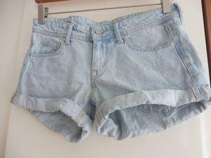 Jeans Shorts Hotpants Damen H&M Gr. 34 S
