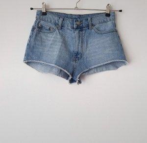 Cheap Monday Denim Shorts multicolored