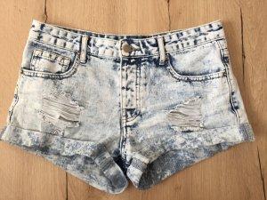 Jeans Shorts in der Größe 34