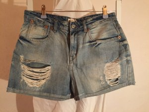 JEANS SHORTS in used look von Gina Tricot