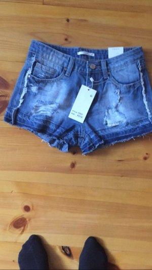 Jeans Shorts neu mit Etikett
