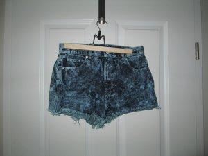 Jeans-Shorts - stonewashed
