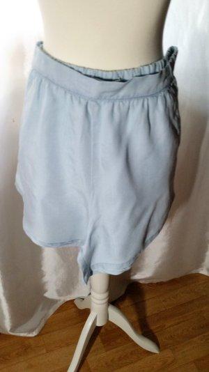 Jeans Shorts super leicht und fließender Stoff Gr 42 Xl