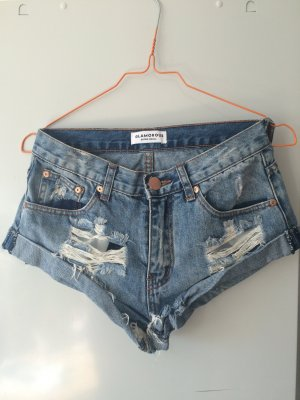 Jeans Shorts von Glamorous