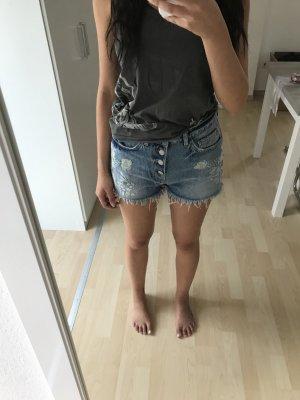 Jeans Shorts von Stradivarius