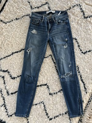Jeans Skinny Abercrombie & Fitch