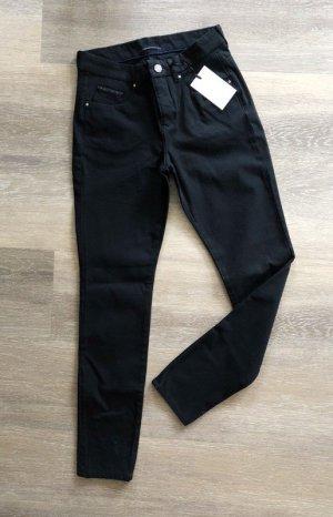 Jeans Skinny Ankle von Daydream / MAC 36 S schwarz Röhre