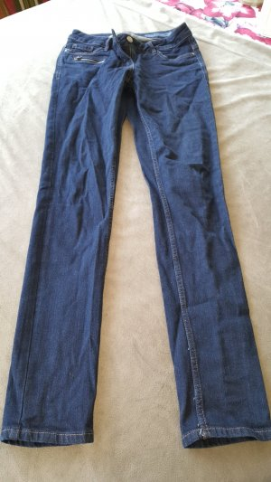 Blue Motion Skinny Jeans dark blue