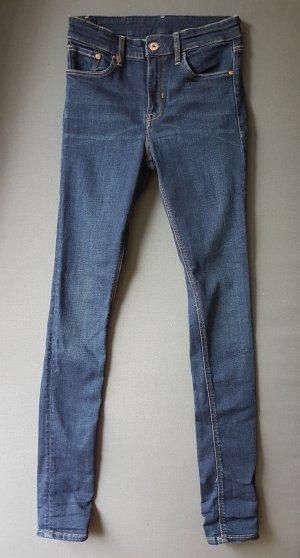 Jeans, Skinny, Gr. 28/32, H&M