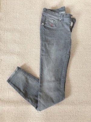 Jeans Skinny, grau, Diesel, 29