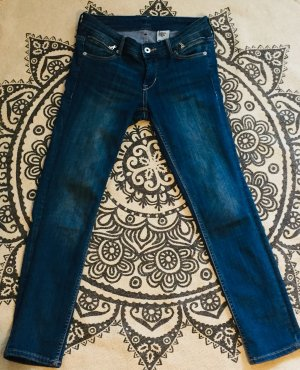H&M Skinny jeans blauw