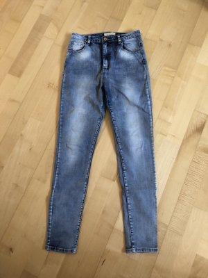 Jeans skinny azzurro-blu