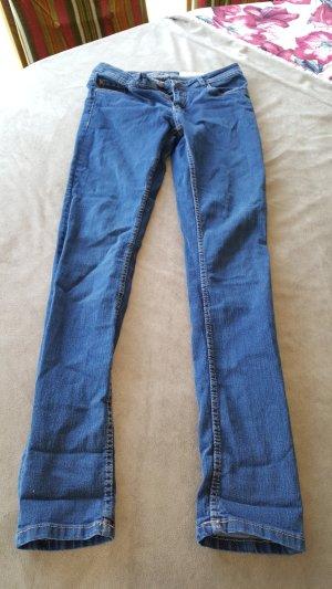 Jeans Skinny mittelblau 36 S
