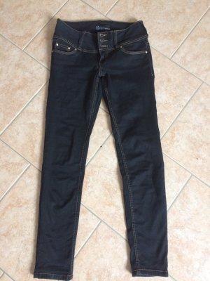 Jeans Skinny Stretch schwarz
