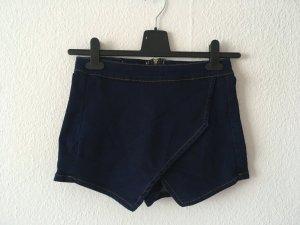 Jupes-culottes bleu foncé