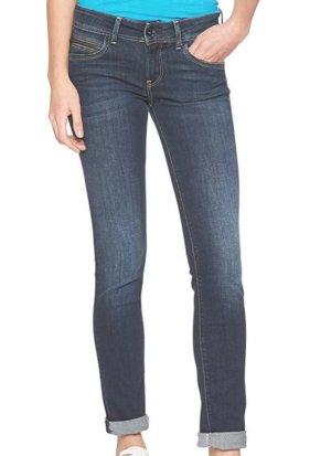 Pepe Jeans Pantalon strech bleu foncé
