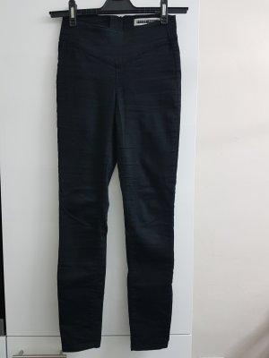 Noisy May Slim Jeans black