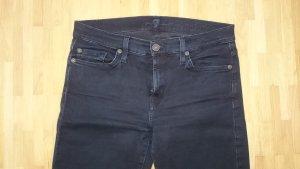 7 For All Mankind Jeans a carota blu scuro