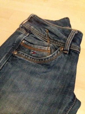 Hilfiger Denim Jeans svasati blu-blu scuro