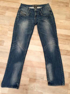 Jeans straight Gr. 36
