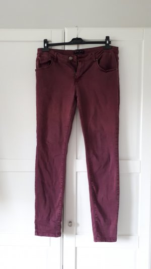Amisu Stretch Trousers bordeaux