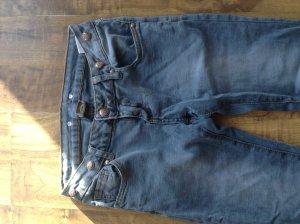 Jeans Strechjeans graue Gr.M