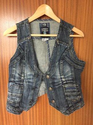 Street One Smanicato jeans multicolore Cotone