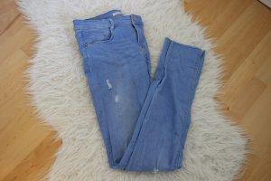 Jeans Stretch Destroyed Zara Gr.40
