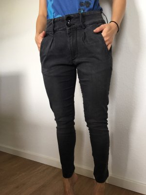 55 DSL Stretch jeans antraciet