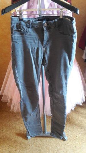 Jeans Stretchjeans Skinny Midi Waist