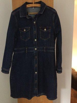 Jeans Stretchkleid von Hallhuber