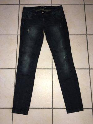 Jeans Super Skinny Clockhouse in Größe 38