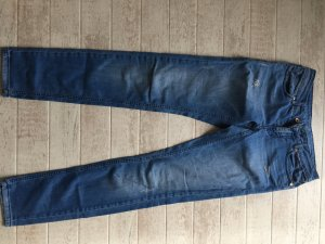 Tommy Hilfiger Tube Jeans azure cotton