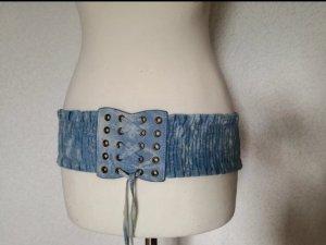 Jeans Taillen Gürtel Taillengürtel Stretch Hüftgürtel mit Schnürung