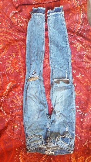Tally Weijl Skinny Jeans multicolored