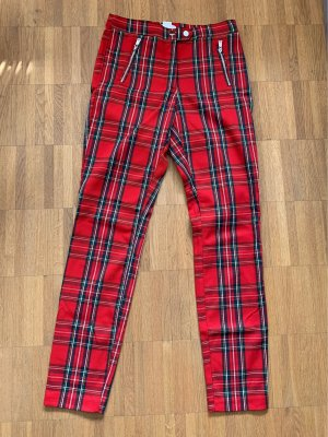 Jeans Tartan von H&M - neu Gr. 36